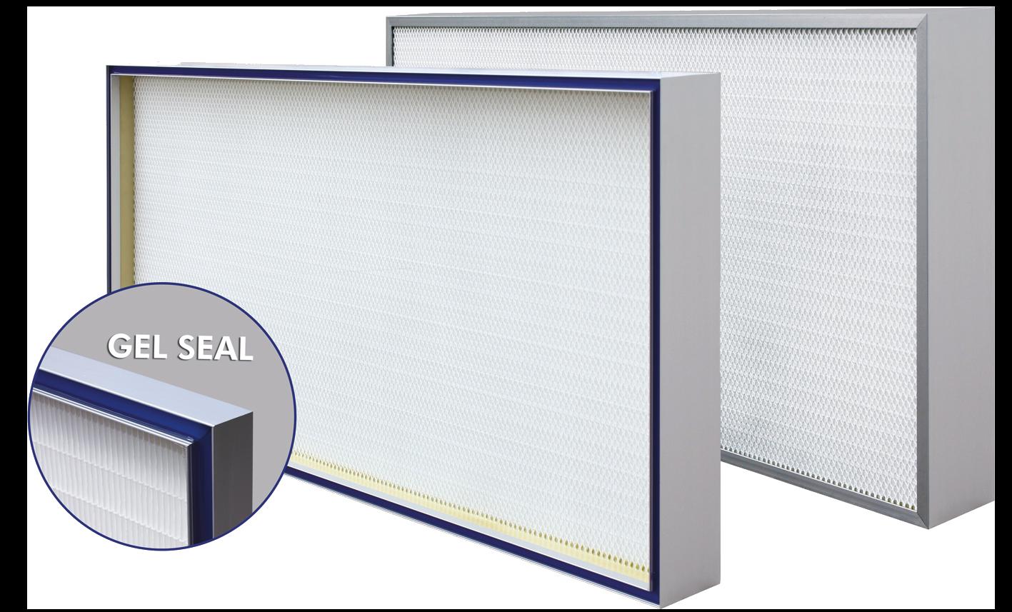 H(EPA) en ULPA filters