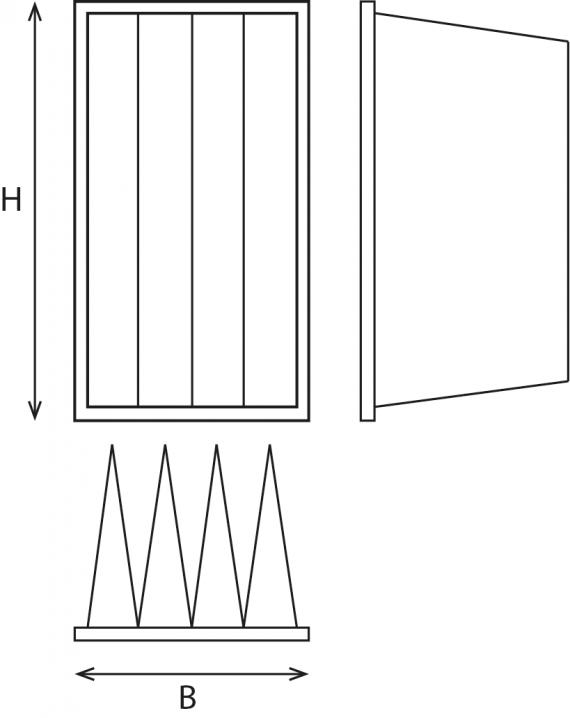 Zakken staand afm.tabel 1 kopie