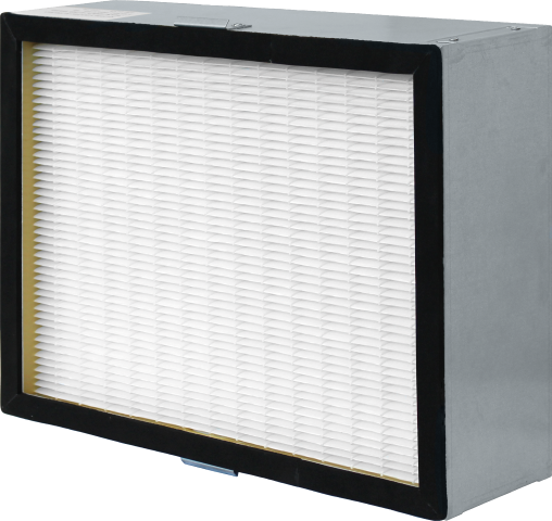 Stap 4 HEPA filter